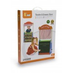 Puppet Theatre & Grocery Store - Viga Toys