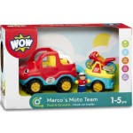 WOW Toys - Marco's Moto Team  New in 2018 *