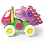 WOW Toys - Tiggy Tip Truck *